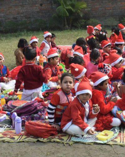 pre-primary picnic